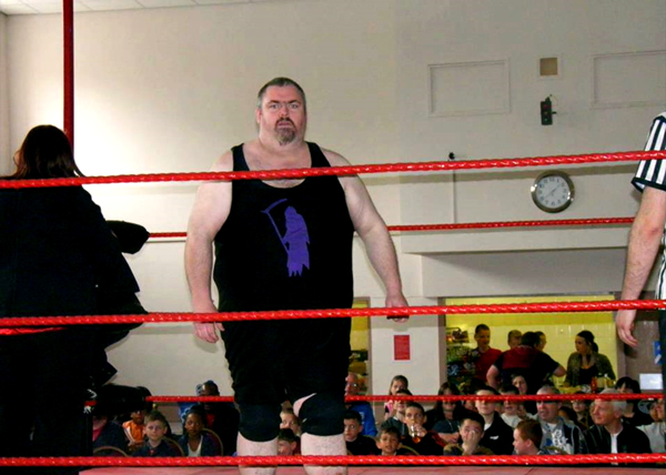 slam wrestling review
