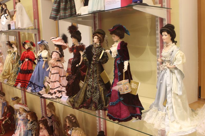 Austria puppet museum