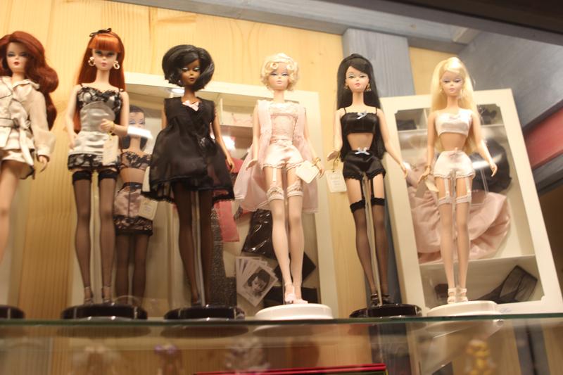 Austria barbie