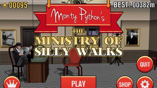 Monty Python App