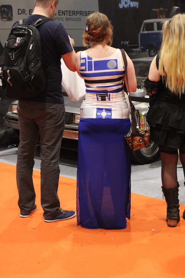 Best Droid Dress