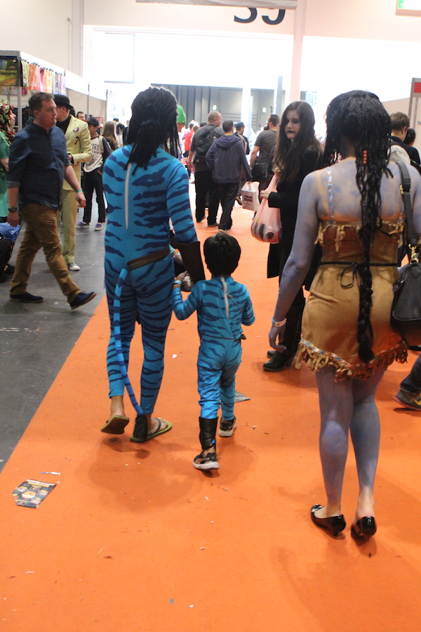 Best Family Cosplayers