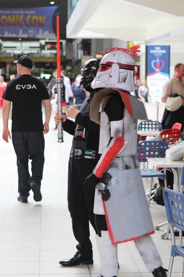 Best cardboard stormtrooper