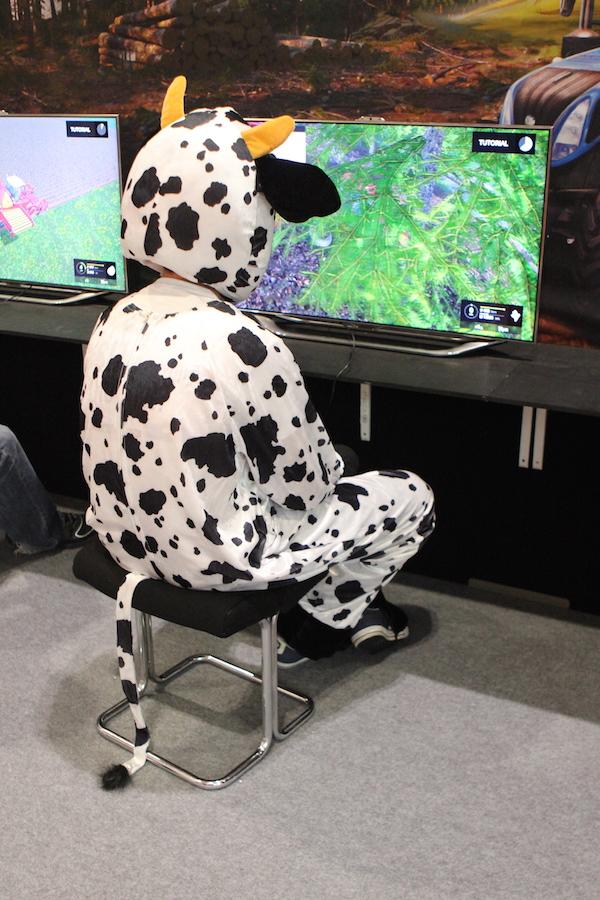 Cow Gamer
