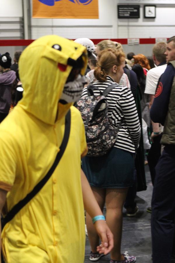 Scariest Pikachu