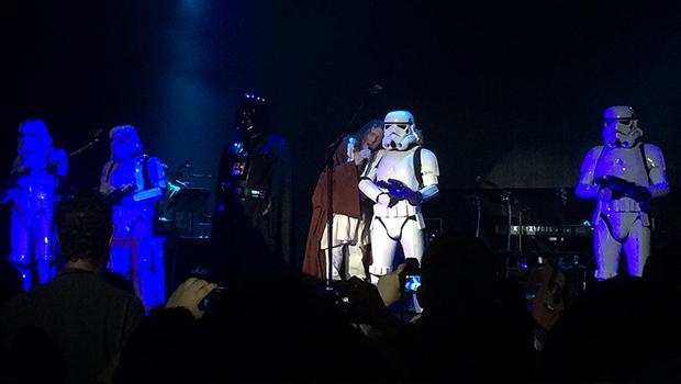 Weird Al Yankovic Mandatory Fun Tour Review Jedi