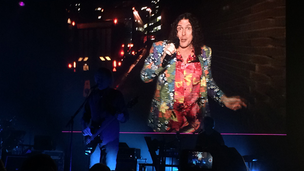Weird Al Yankovic Mandatory Fun Tour Review Tacky