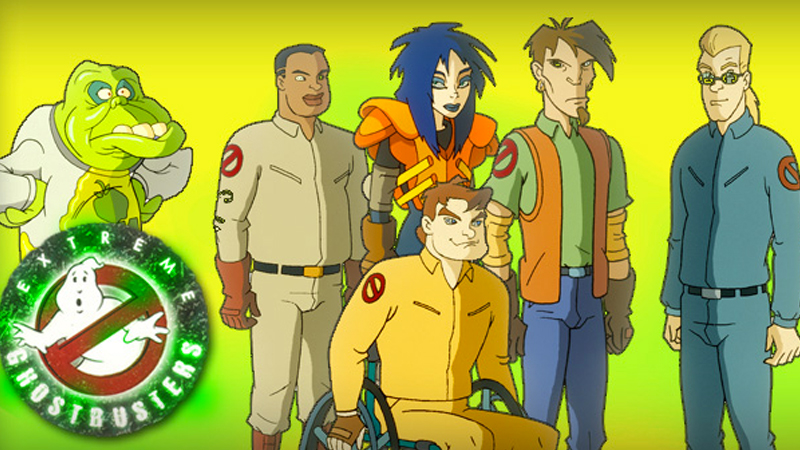 extreme ghostbusters new trailer