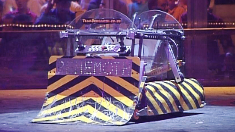 new robot wars review  behemoth