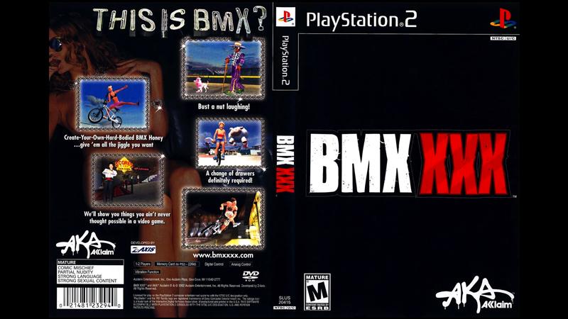 bmx xxx review