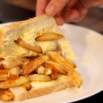 cooking for blokes chip butty